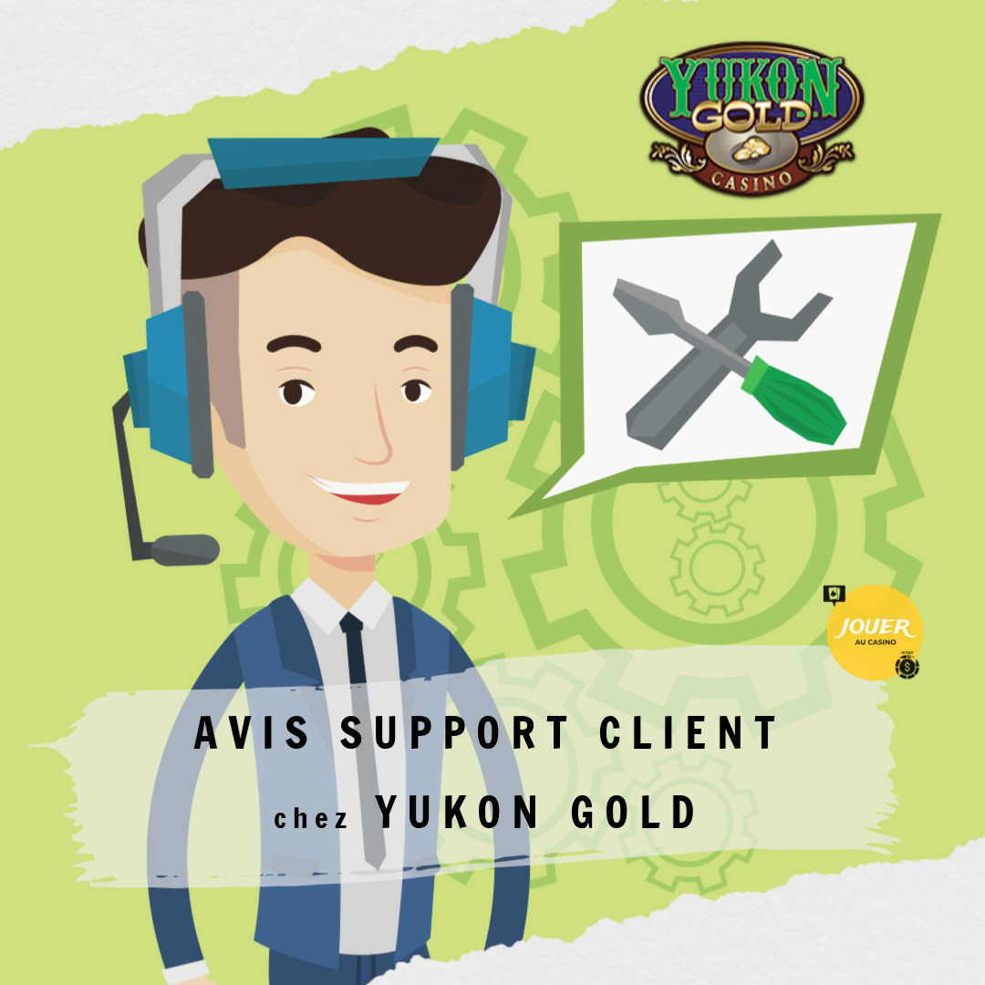 avis support client casino yukon gold