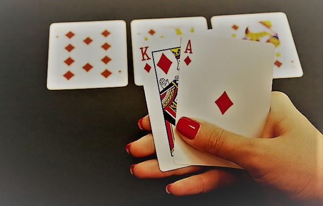 bonne main au poker