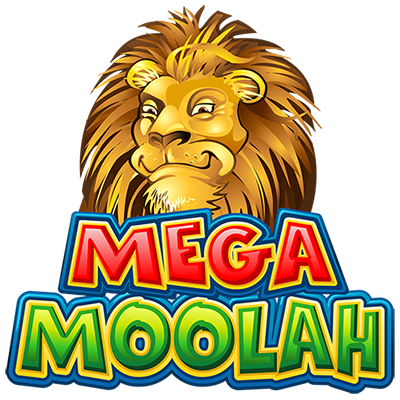 megamoolah slot machine logo