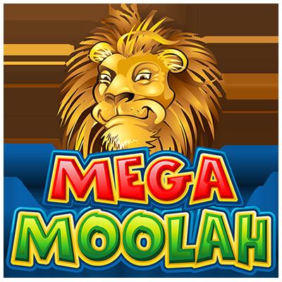 logo machine à sous megamoolah