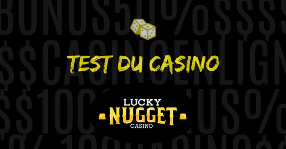 avis sur lucky nugget casino