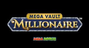 logo du jeu mega vault millionaire