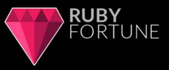 logo fond noir ruby fortune casino
