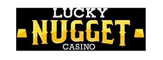 lucky nugget casino en ligne logo