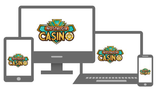 nostalgia casino accessible sur mac pc mobile et tablette