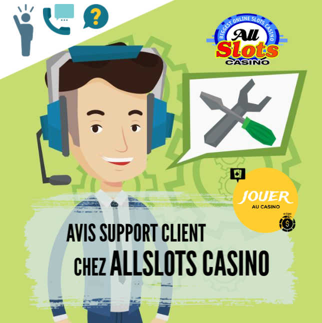 support client allslots casino