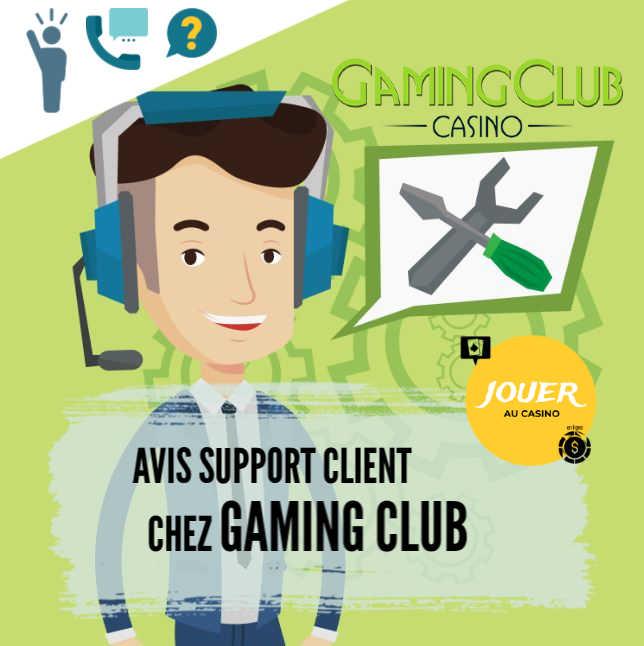 support client casino gaming club casino