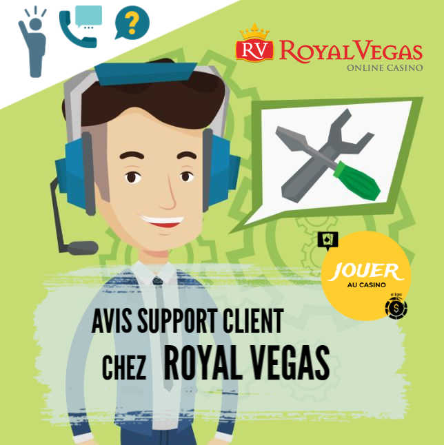 support client casino royal vegas