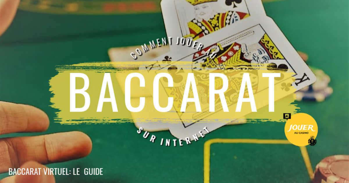 Online Baccarat Guide Where And How To Play Baccarat