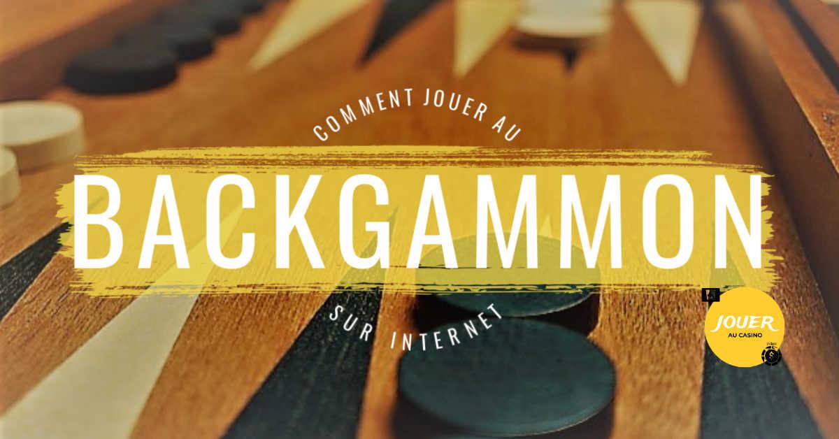backgammon en ligne guide