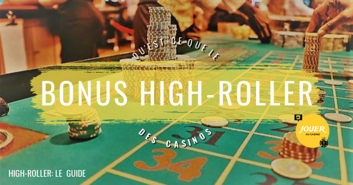 bonus high-roller casino en ligne