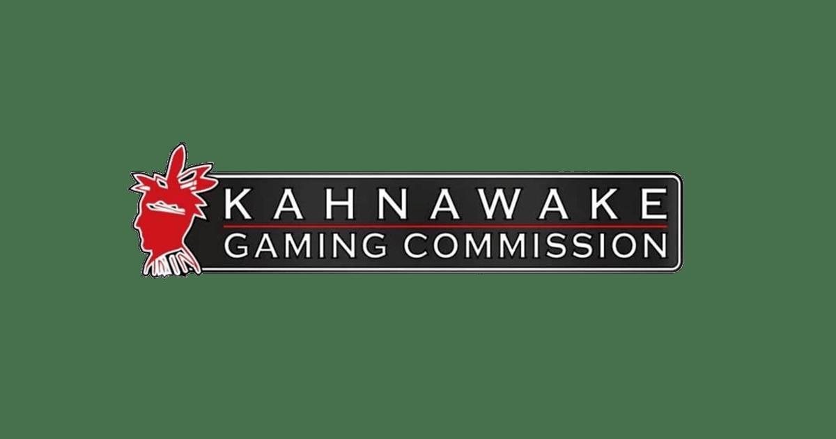commission de jeu Kahnawake logo