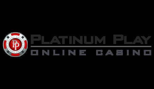 logo Platinum play casino