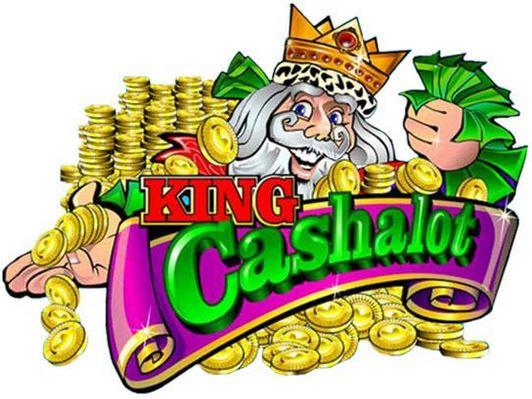 king cashalot's logo