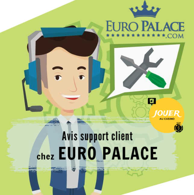 support client euro palace casino