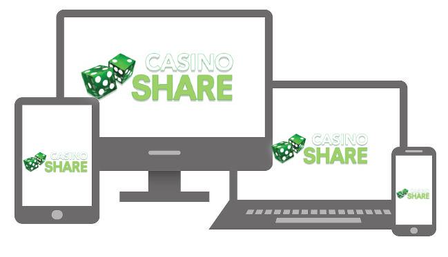 casino share sur tous les appareils