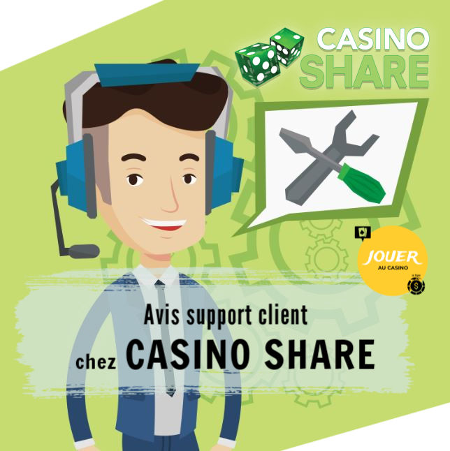 support client casinoshare