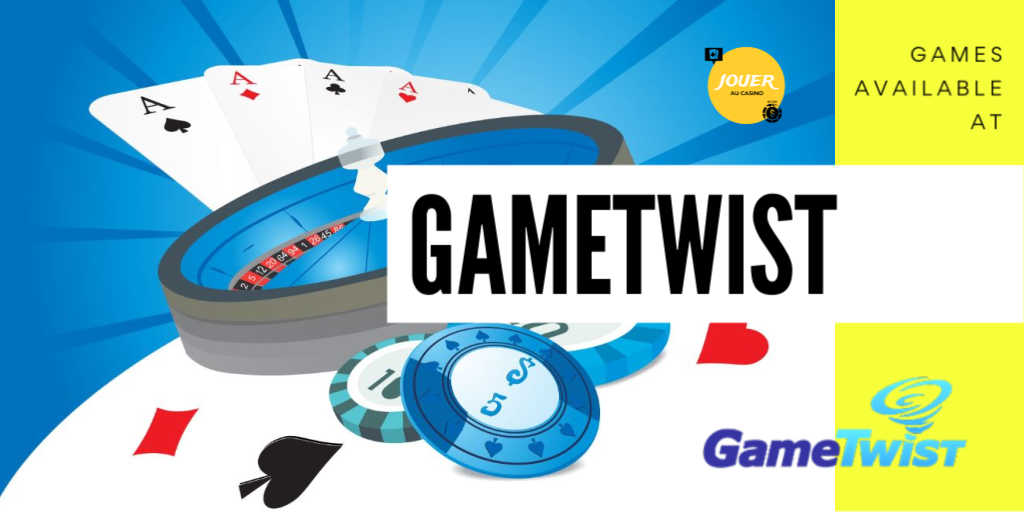games available on gametwist