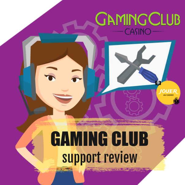 customer support casino gaming club casino
