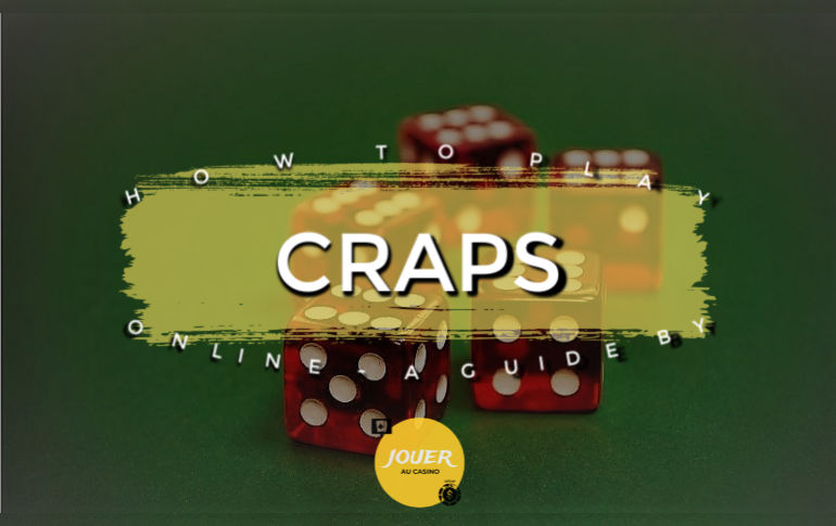 craps online the guide