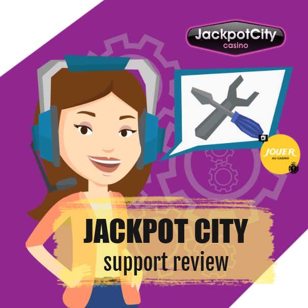 customer support casino jackpot city