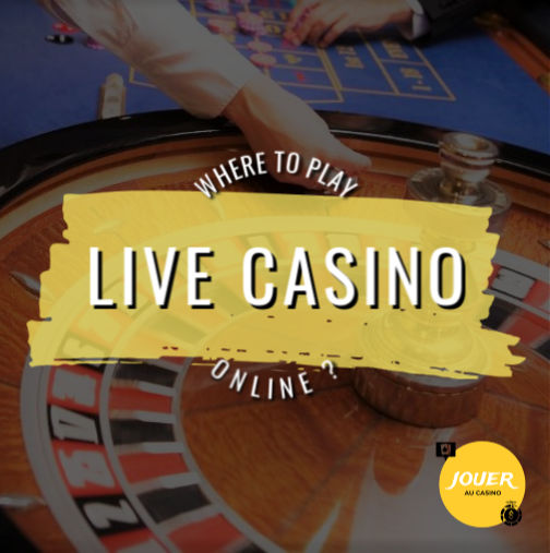 play live casino with live croupier