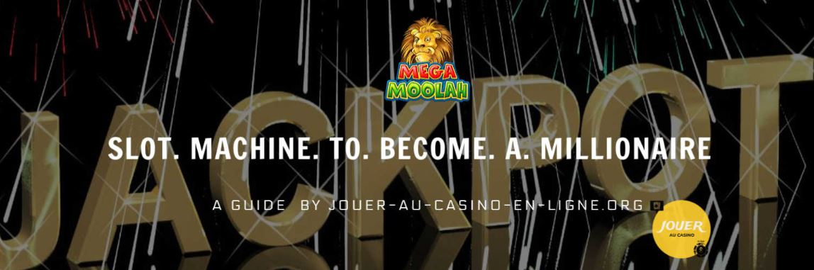 slot machine to become a millionaire online casino
