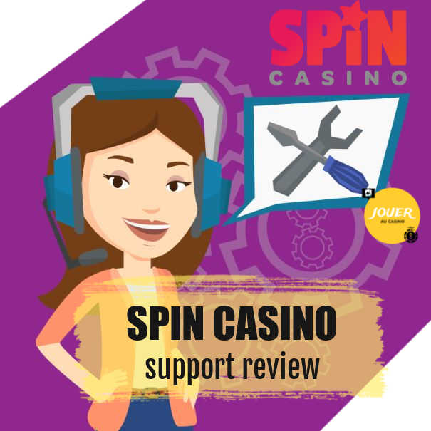 customer support review casino spin palace