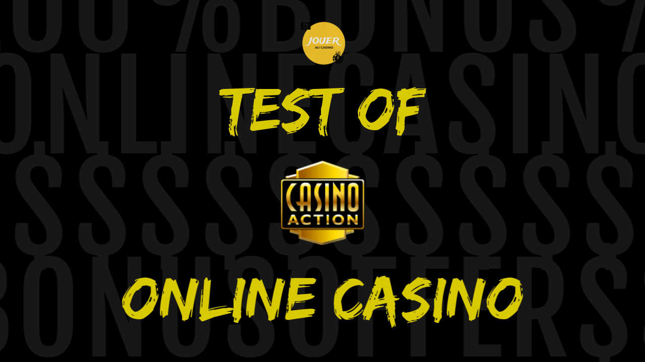 casino test action