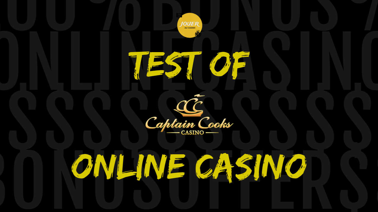 captain cooks online casino test reviews and opinions