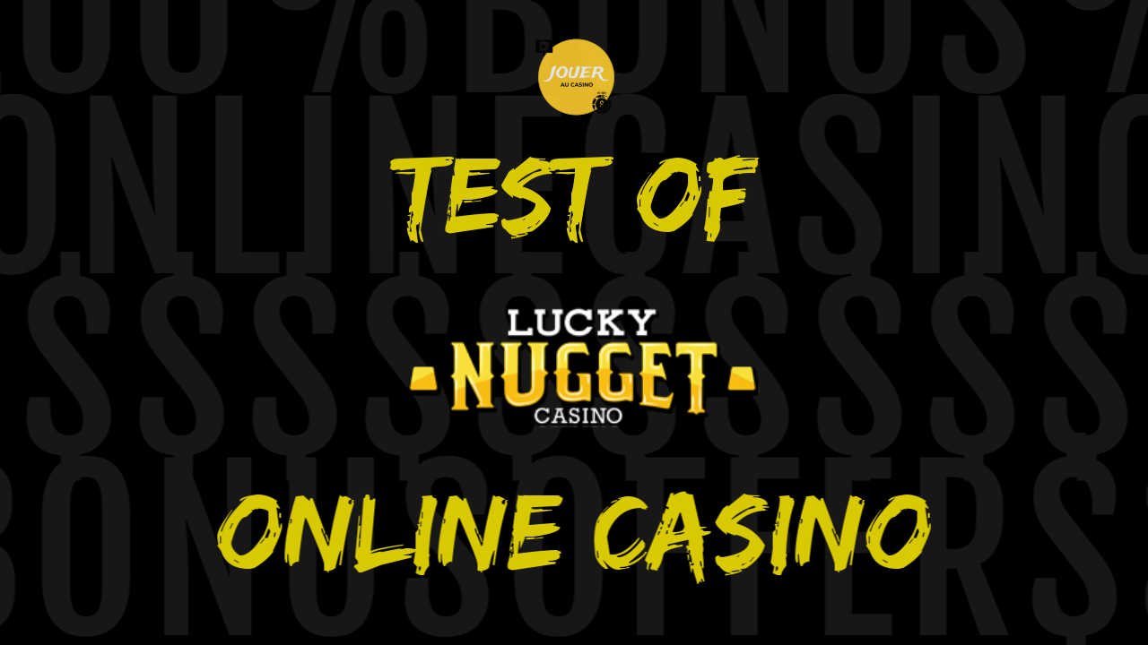 review of lucky nugget casino