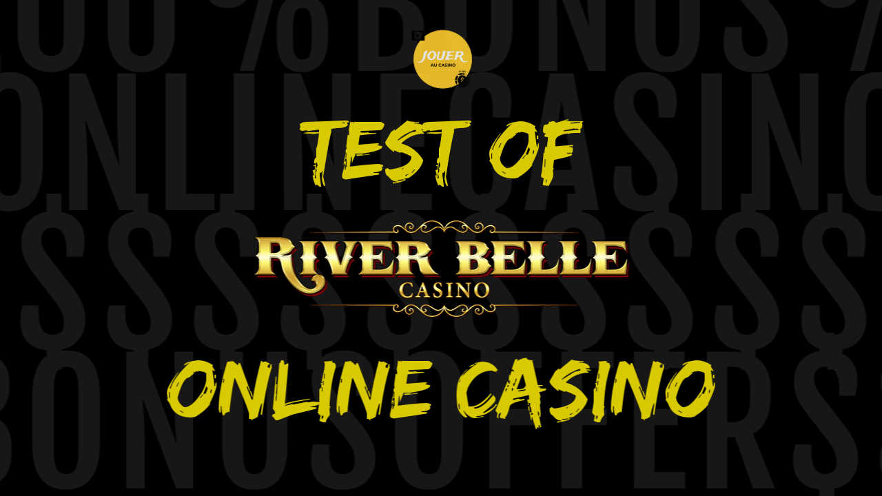 test of river belle online casino review