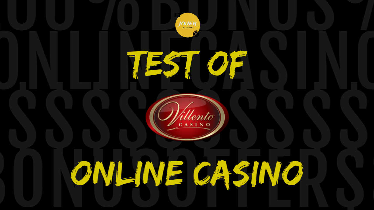 villento casino test and review