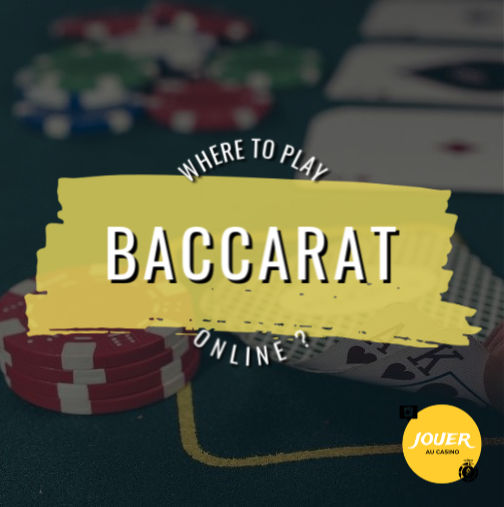 where to play baccarat online