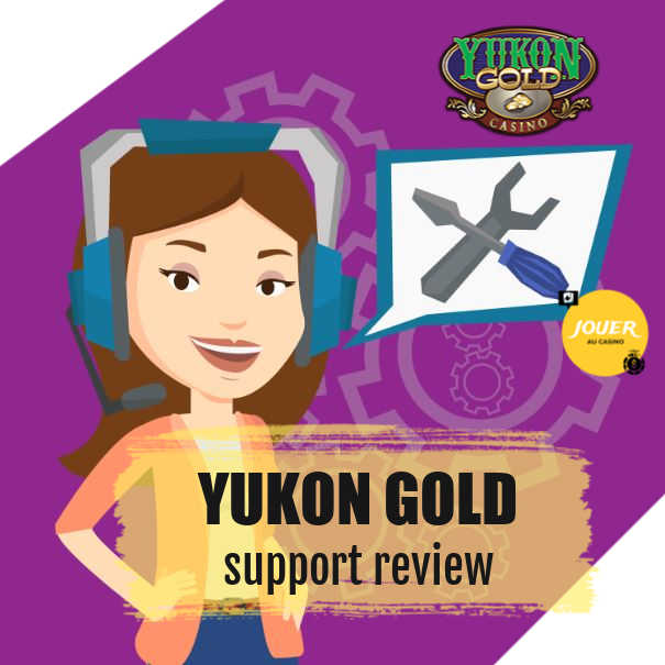 customer support review casino yukon gold